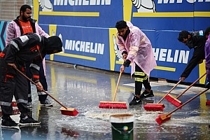 Rain forces first Ad Diriyah practice cancellation