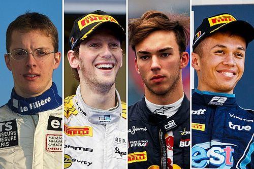 Ces pilotes de F1 qui sont passés par DAMS