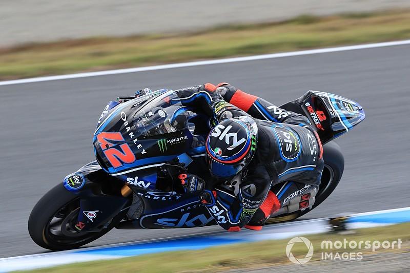 Moto2: squalificato Quartararo, la vittoria di Motegi passa a Bagnaia