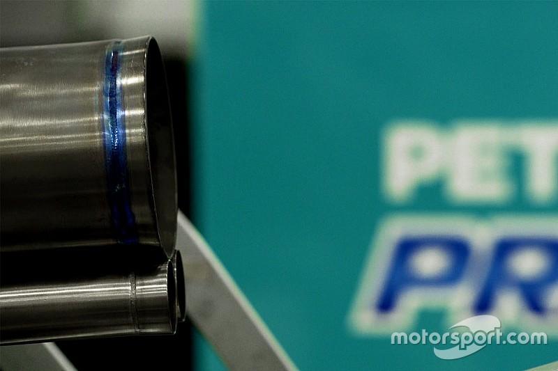 В Mercedes провели первый запуск нового двигателя