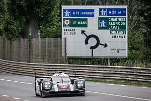 Le Mans Reporte de pruebas Porsche marca el ritmo en la mañana del test de Le Mans