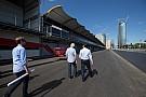 La FIA ha dato l'idoneità a Baku per ospitare il GP d'Europa 2016