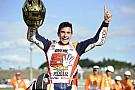 Marquez dolblij met winnen titel in Japan: