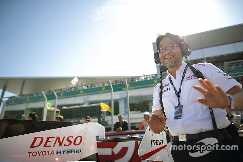 【WEC】ハイブリッド総責任者の村田久武、TOYOTA GAZOO Racingの2016年を振り返る