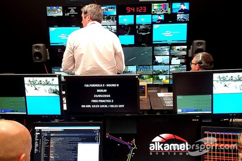 Fernsehen der Zukunft in der Formel E: Jeder ist sein eigener Regisseur