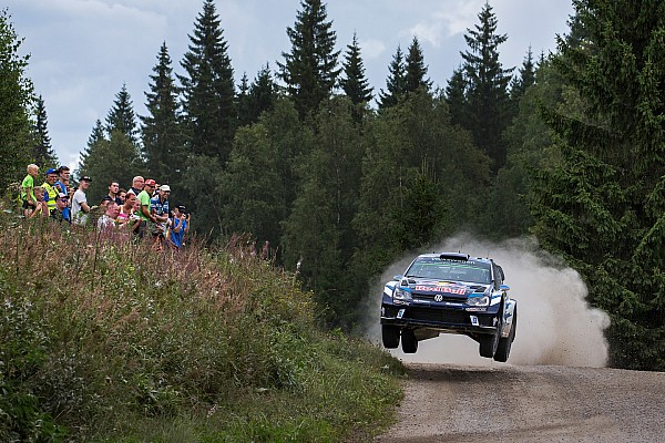 WRC Rally Finland set to slow stages for 2017 WRC cars