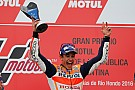 Argentina MotoGP: Marquez gets revenge on Rossi with blistering win