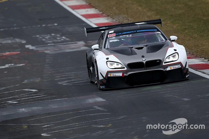 """""""Generalprobe"""" für Schubert Motorsport und den neuen BMW M6 am Nürburgring"""