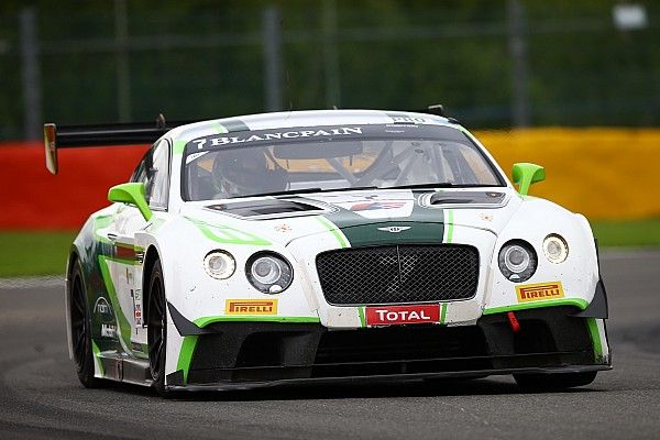 Bentley returns to Spa 24 Hours with four Continental GT3s