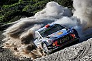 WRC Hyundai Motorsport in prime position for Polish podium