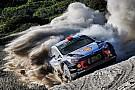 WRC Hyundai Motorsport in prime position for Polish podium