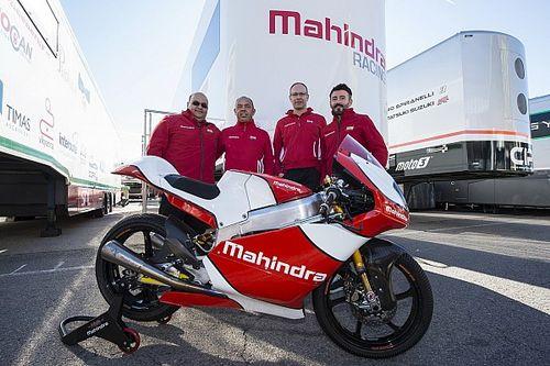 Mahindra and Max Biaggi collaborate to field new CIV Moto3 team