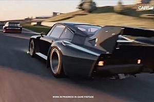 Sim racing BRÉKING Lebuktak: Így fog kinézni a Project CARS 2!