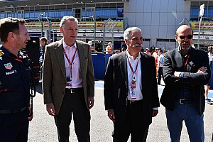F1 Top List Las 25 personas más influyentes de la Fórmula 1