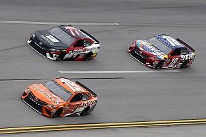 NASCAR Cup Reporte de prácticas Bowyer fue el más veloz en la práctica recortada en Talladega