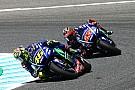 Росси и Виньялес разошлись во мнении о новом шасси Yamaha