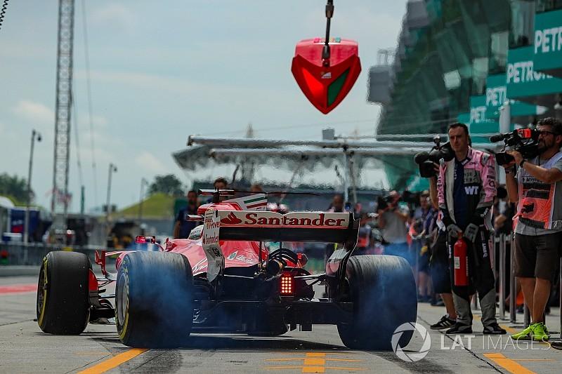 Vettel pourrait revenir à son ancien système de départ