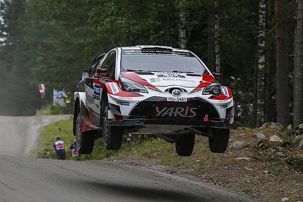 Výsledek obrázku pro Rally Finland 2017