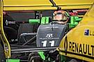 Formule Renault FR2.0 Spa: Eerste race halverwege gestaakt vanwege mist