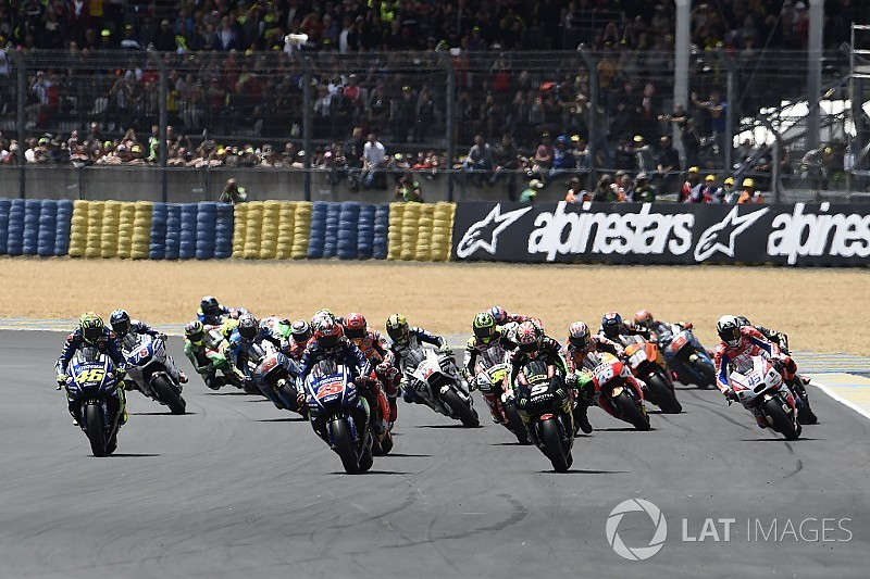 Le Mans secures new five-year MotoGP deal