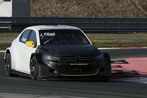 WTCC Filippi contentissimo al termine dei test con la Citroën