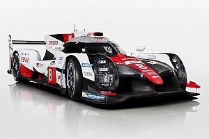 WEC News WEC 2017: Toyota präsentiert modifizierten TS050 Hybrid für Le Mans