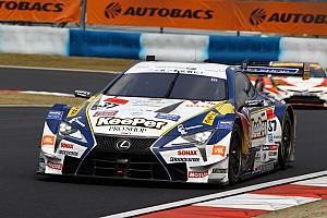 Super GT Race report Okayama Super GT: Hirakawa, Cassidy win season opener