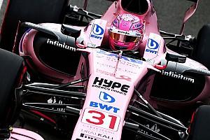 Formule 1 Preview Ocon :