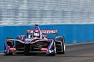 Formula E New York ePrix: Lynn takes sensational pole on debut