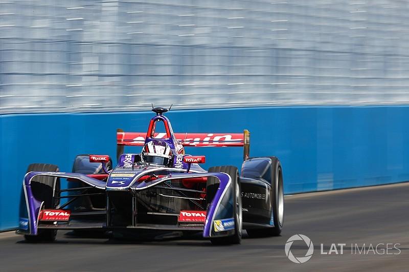 Линн выиграл свою дебютную квалификацию в Формуле E