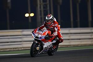 MotoGP Últimas notícias Lorenzo: vantagem de Dovizioso nas freadas é