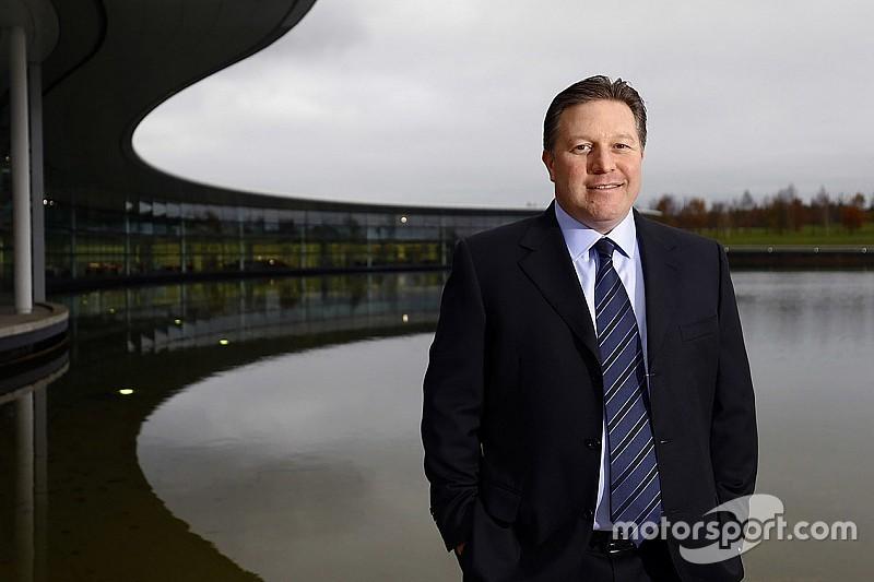 【F1】ザック・ブラウンがマクラーレンのエクゼクティブ・ディレクターに就任