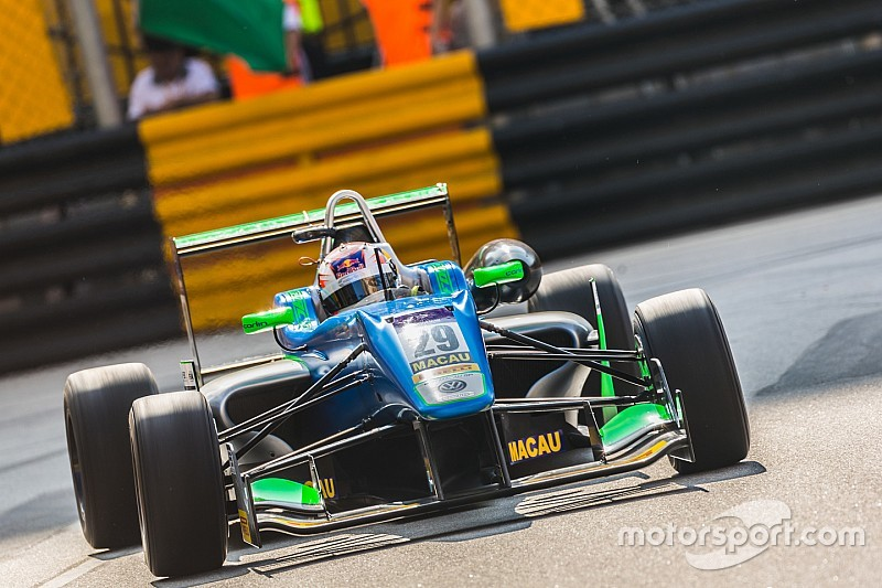 Да Кошта стал победителем Гран При Макао