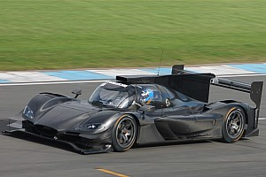 IMSA Breaking news Mazda Team Joest complete shakedown at Donington Park