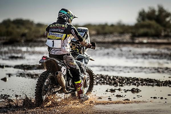 Cross-Country Rally Noticias de última hora Walkner gana el Rally de Marruecos y Quintanilla es bicampeón del mundo