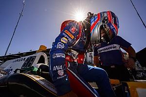 "IndyCar 速報ニュース ""特別なシーズン""を終えた佐藤琢磨。レイホール移籍は「前進」するため"