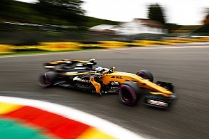 Formule 1 Réactions Palmer, le meilleur des autres, jusqu'à la panne...