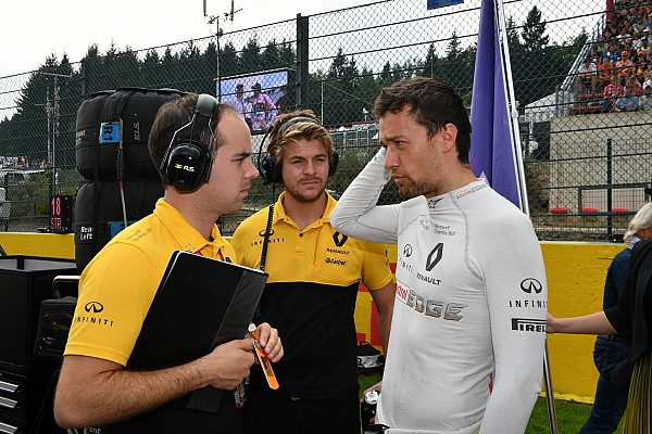 Формула 1 Renault: У Спа Палмера ніби підмінили