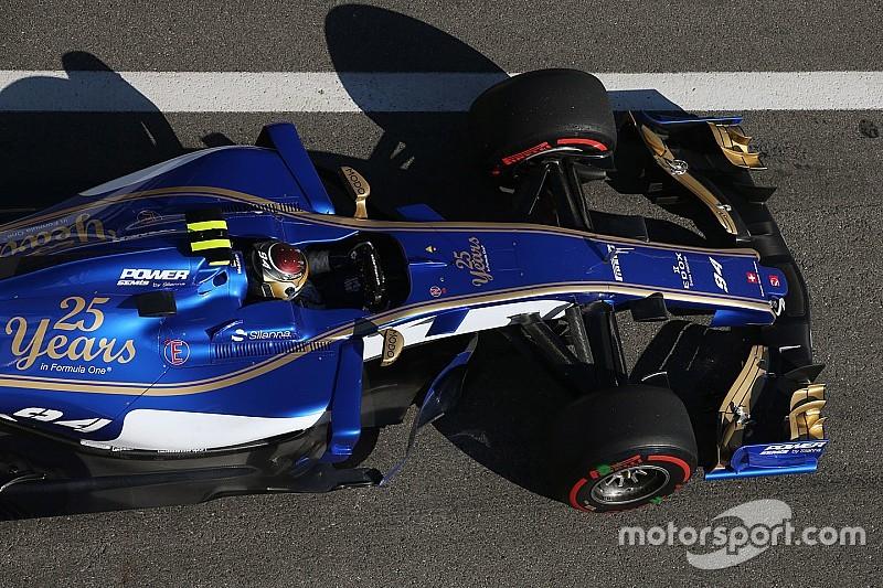 Sauber usará cajas de cambios McLaren en 2018