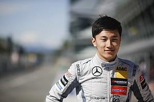 EK Formule 3 Nieuws Makino in Zandvoort terug in EK F3 na polsbreuk