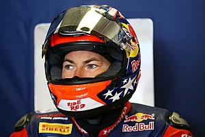 Superbike-WM News Nicky Hayden: Zustand