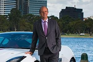 General Breaking news Australian Grand Prix boss joins CAMS Foundation