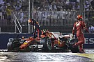 Verstappen says Vettel did not apologise for crash