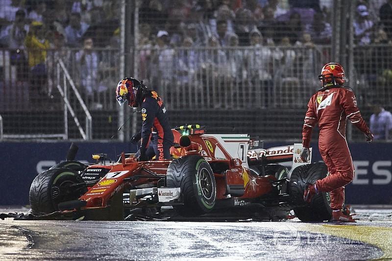 Formel 1 2017 in Singapur: Das Beste aus den sozialen Medien