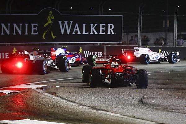 Mercedes: Vettel henüz şampiyonluk yarışından kopmuş değil
