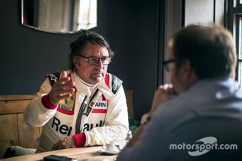 «У меня было 25 врагов в Формуле 1». Большое интервью с Рене Арну