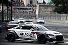 Tourenwagen Audi TT Cup: Freude bei Philip Ellis, Ärger bei Fabienne Wohlwend
