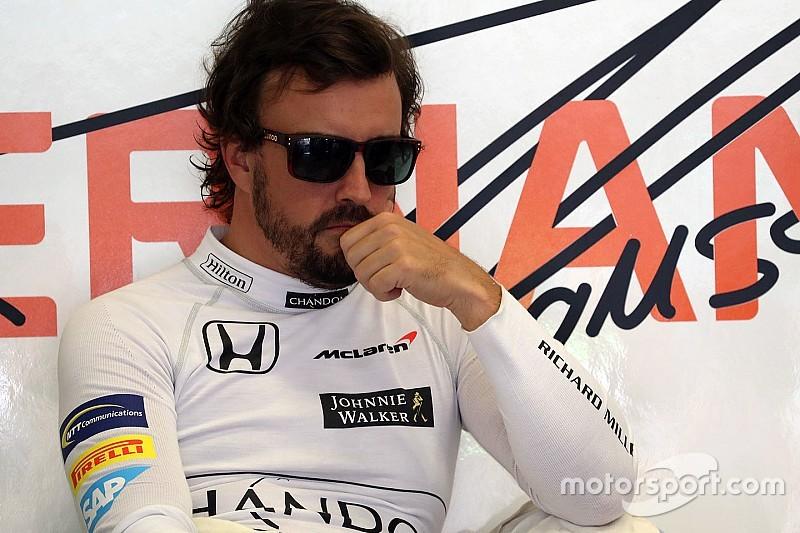 Алонсо вернулся к старой версии мотора Honda