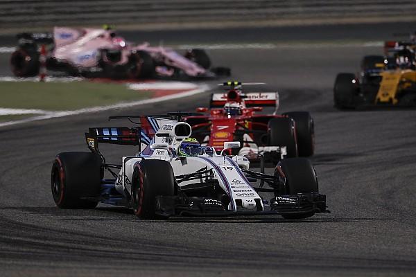 Massa column: Bahrain confirmed we're best of the rest