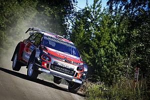 WRC Breaking news Meeke: Finland performance